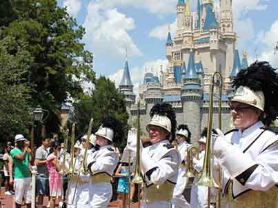 Disney World Group Music Tour